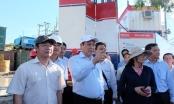 Chủ tịch UBND TP Đà Nẵng kiểm tra dự án chậm tiến độ phục vụ APEC
