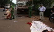 Đắk Lăk: Người đàn ông chết thảm vì đi xe máy tông vào đuôi xe tải đậu bên đường