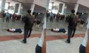 Nghi cháy trường Đại học Công nghệ TP HCM, một nam sinh tử vong