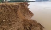 """Sạt lở kinh hoàng, sông Lam """"ngoạm"""" hàng chục ha đất nông nghiệp của người dân"""