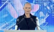 Bản tin Quốc tế số 40: Sophia - Robot đầu tiên được trao quyền công dân