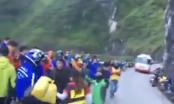 Hàng trăm phượt thủ mở nhạc, nhảy tưng bừng trên đỉnh Mã Pí Lèng gây tranh cãi