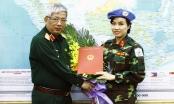Nữ sĩ quan Việt Nam đầu tiên tham gia gìn giữ hòa bình LHQ