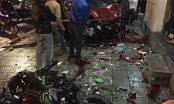 """Huế: Ô tô """"điên"""" gây tai nạn liên hoàn, một người thiệt mạng"""