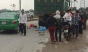 Nghệ An: Xe tải cuốn xe máy vào gầm, một người tử vong