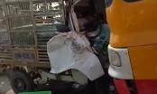 Hưng Yên: Xe tải đấu đầu xe khách, 2 người tử vong