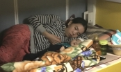 Quảng Nam: Đưa bé trai 8 tháng tuổi nguy kịch về bờ cấp cứu trong lúc mưa bão