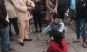 CSGT thành phố Huế kịp thời cứu người phụ nữ nhảy sông tự tử