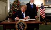 Sóng gió sau 'quyết định lịch sử' của Tổng thống Donald Trump