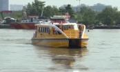 Không bị tắc đường với tuyến bus sông ở TP Hồ Chí Minh