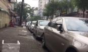 Làm luật, ngang nhiên thu phí đậu ô tô ở trung tâm TP Hồ Chí Minh