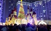 Thủ đô Hà Nội lung linh, nhộn nhịp trong mùa Giáng sinh