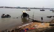 Quảng Bình: Kéo rớ trên sông Nhật Lệ, người đàn ông bị dây curoa quấn tới chết