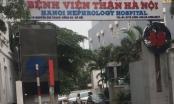 Sở Y tế Hà Nội: Không có chuyện gian dối bằng cấp của Giám đốc Bệnh viện Thận Hà Nội