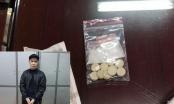 Mua ma túy đá về mừng sinh nhật, bị lực lượng CSGT tóm gọn