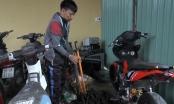 Quảng Nam: Bắt công nhân cắt trộm dây cáp điện công trình để tiêu xài