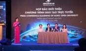 """Trường Đại học Mở TP HCM chính thức ra mắt chương trình """"Đào tạo trực tuyến"""""""