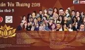 Chương trình Chào Xuân yêu thương 2018 gắn Logo của Truyền hình Pháp luật Việt Nam là giả mạo