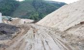 Yên Bái: Bãi cát khủng không rõ nguồn gốc hành dân, thách thức chính quyền