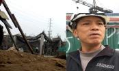 Vụ sập giàn giáo khiến 3 người tử vong: Người tự xưng quản lý công trình ném đá về phía phóng viên