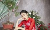 Tết lại sắp đến, học ngay Hoa hậu Mỹ Linh những mẫu áo dài xinh yêu xuống phố nào!