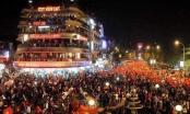Người hâm mộ phấn khích tột độ trước chiến tích lịch sử của U23 Việt Nam