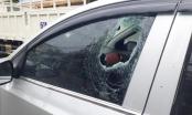 Bình Dương: Sau tai nạn, hành hung tài xế và người dân, đập phá ô tô