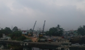 TP HCM: Dân bức xúc vì bến, bãi vật liệu xây dựng hoạt động nghi không phép tại phường Thới An