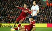 Liverpool 2-2 Tottenham: Cuộc rượt đuổi tỷ số ngoạn mục