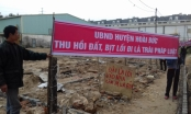 Cần làm rõ việc UBND huyện Hoài Đức thu hồi đất bán đấu giá, bịt lối đi của người dân?