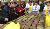 Tặng bánh chưng mang hương tết sớm đến hàng trăm bệnh nhân nghèo tại Nghệ An