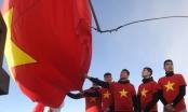 Trên đỉnh thiêng Fansipan, U23 Việt Nam đã truyền lửa chiến thắng tới tuyển nữ quốc gia
