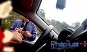 """Chủ tịch phường Quảng An: """"Do quá đông nên bãi xe trái phép mới mọc gần phủ Tây Hồ"""""""