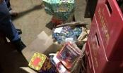 Đắk Lắk: Đi qua vùng cửa khẩu mua pháo và rượu lậu về làm quà biếu