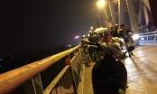 Hà Nội: Mâu thuẫn vợ chồng, người đàn ông tự tử trên cầu Chương Dương