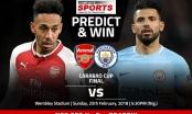 Chung kết Cúp Liên đoàn Anh: Arsenal và Manchester City quyết đấu cho danh hiệu đầu tiên của mùa giải