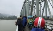Tìm kiếm người phụ nữ gieo mình xuống sông Lam tự vẫn