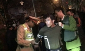 Hà Nội: Đối tượng mang ma túy quay đầu xe bỏ chạy gây tai nạn