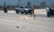 Hai người tử nạn sau va chạm giữa xe tải và xe máy