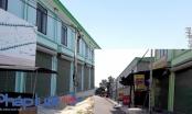 Bắc Giang: Hàng chục ki-ốt xây dựng trái phép được rao bán tại Việt Yên