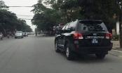 Hai xế hộp Land Cruiser VX doanh nghiệp tặng được tỉnh Nghệ An bán đấu giá