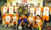 Ra mắt CLB bóng đá Vinh I tại Hà Nội
