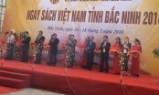 Sách - văn hoá, phát triển và hội nhập tôn vinh trên quê hương Kinh Bắc