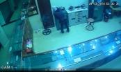 Tên trộm đi khập khiễng đột nhập tiệm vàng lấy đi lượng tài sản trị giá 700 triệu đồng
