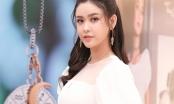 Trương Quỳnh Anh mặc váy David Wong khoe nhan sắc tinh khôi