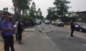 Nghệ An: Hai người chết, 3 người bị thương sau vụ tai nạn kinh hoàng