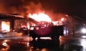 Thời sự ngày 4/4/2018: Cháy nhà máy sản xuất xơ sợi Texhong - Ngân Long