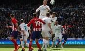 Real Madrid và Atletico Madrid cầm chân nhau tại Bernabeu