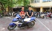 Vĩnh Phúc: Bắt hai đối tượng gây ra hàng loạt vụ trộm cắp xe máy