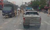 Hưng Yên: Xe tải cán qua người khiến 1 phụ nữ tử vong